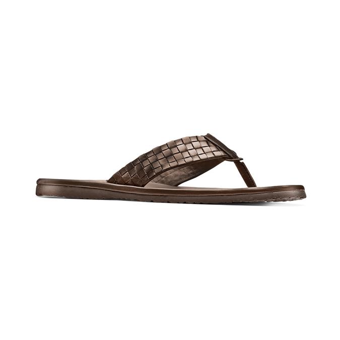 BATA Chaussures Homme bata, Brun, 864-4242 - 13
