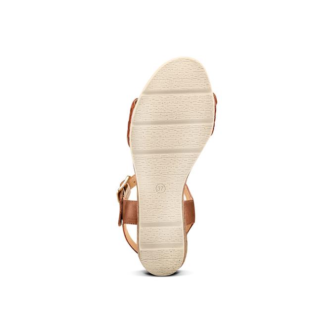 BATA Chaussures Femme bata, Brun, 764-4590 - 19
