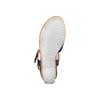 BATA Chaussures Femme bata, Bleu, 763-9591 - 19