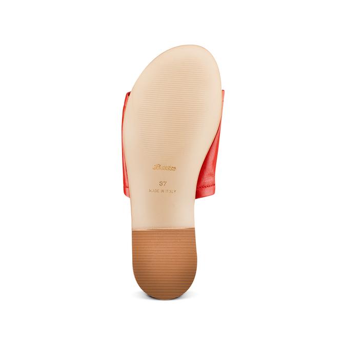 BATA Chaussures Femme bata, Rouge, 564-5146 - 19