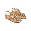 BATA Chaussures Femme bata, Or, 563-8559 - 16