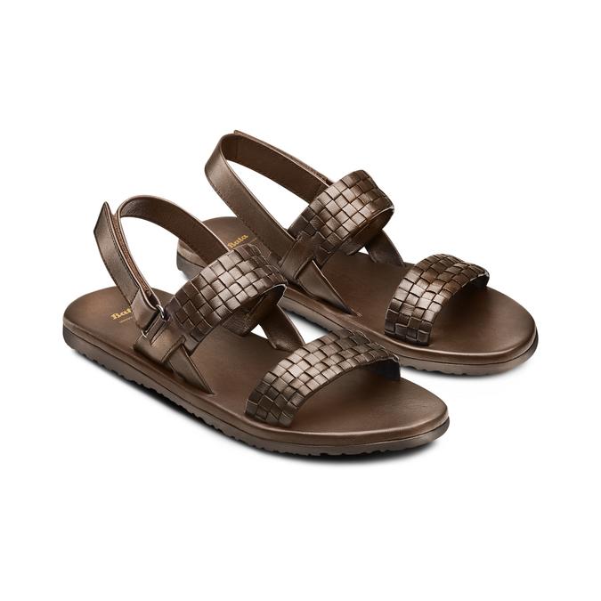 BATA Chaussures Homme bata, Brun, 864-4251 - 16