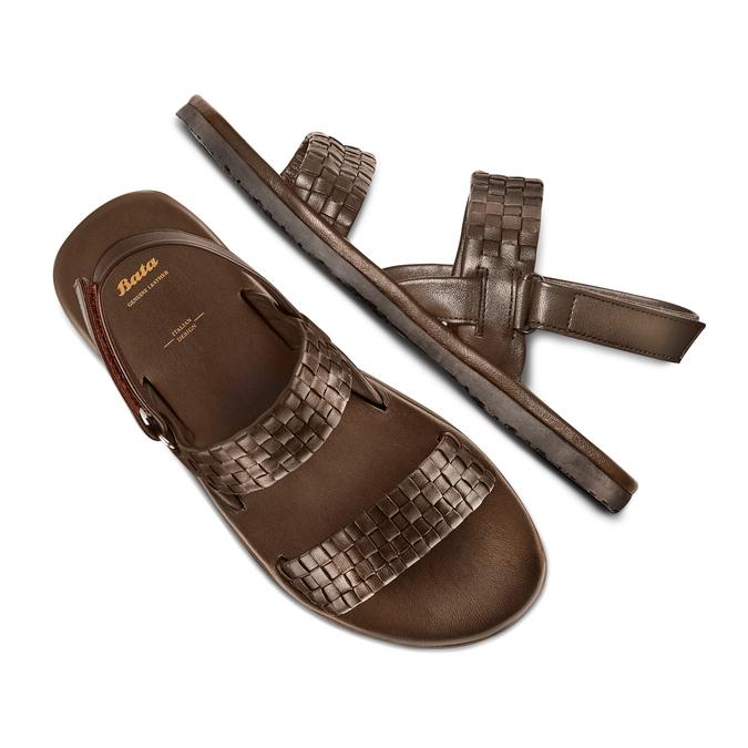 BATA Chaussures Homme bata, Brun, 864-4251 - 26