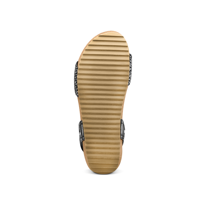 BATA Chaussures Femme bata, Noir, 669-6373 - 19