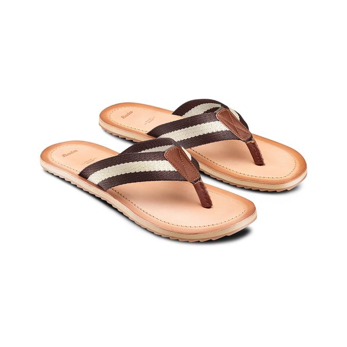 BATA Chaussures Homme bata, Brun, 869-4243 - 16