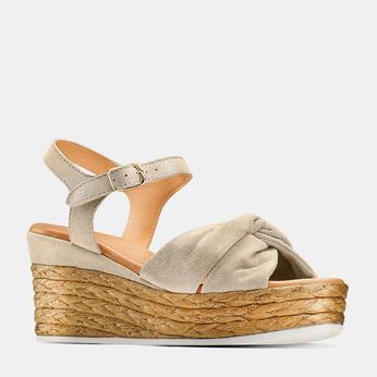 BATA Chaussures Femme bata, Beige, 763-8591 - 13