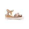 BATA Chaussures Femme bata, Beige, 669-2382 - 13