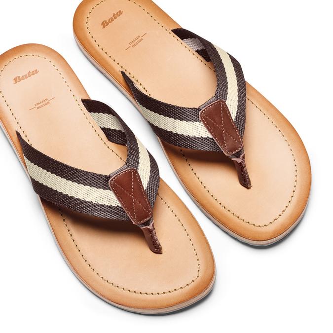 BATA Chaussures Homme bata, Brun, 869-4243 - 26