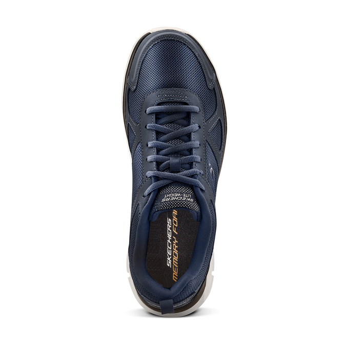 SKECHERS  Chaussures Homme skechers, Bleu, 809-9234 - 17