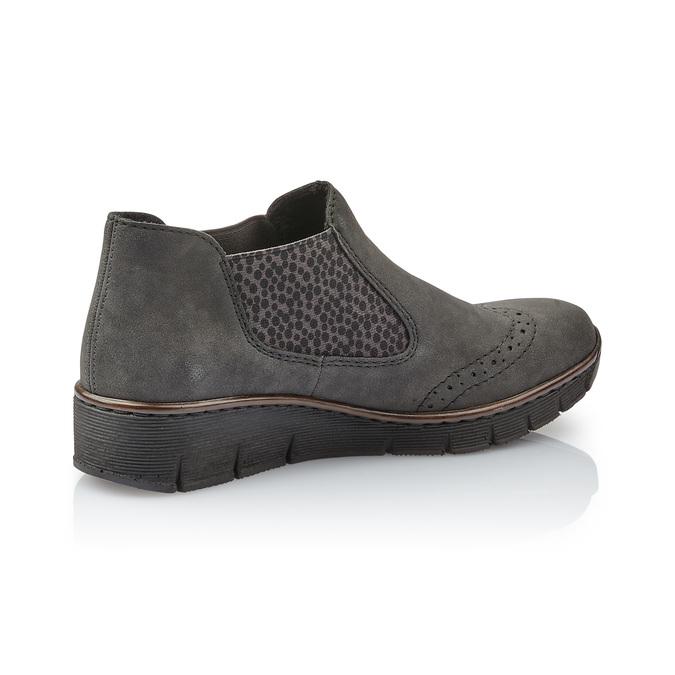 RIEKER Chaussures Femme rieker, Gris, 541-2224 - 15