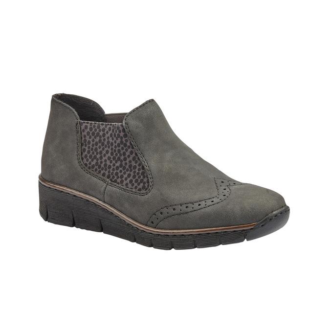 RIEKER Chaussures Femme rieker, Gris, 541-2224 - 13