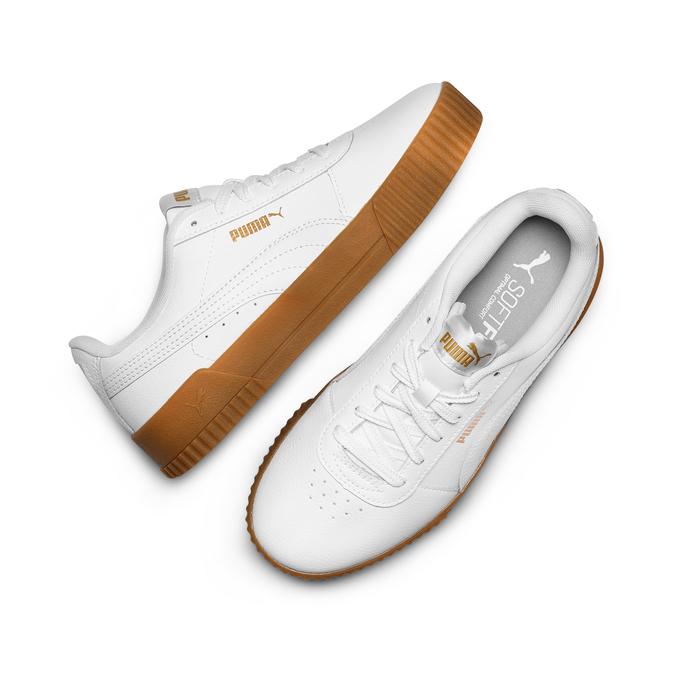 Chaussures Femme puma, Blanc, 501-1323 - 26
