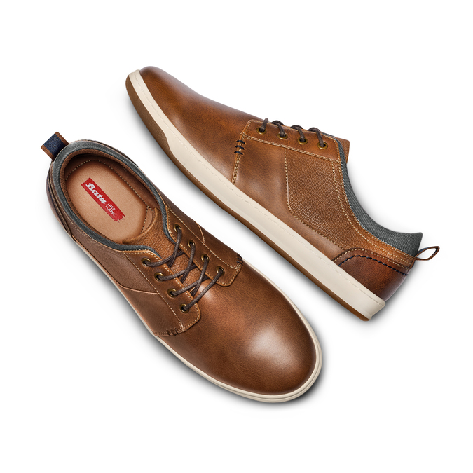 BATA RL Chaussures Homme bata-rl, Brun, 841-3484 - 26