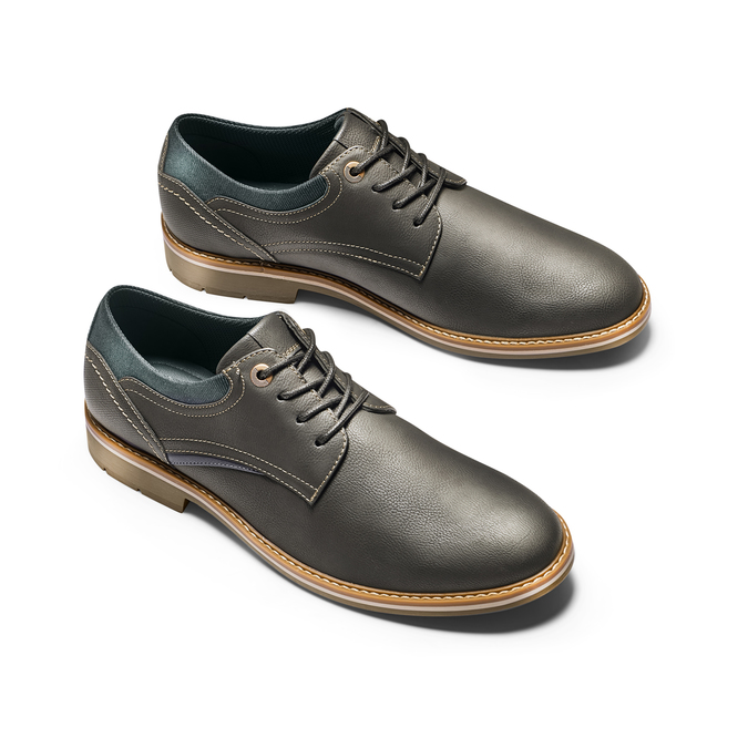 BATA RL Chaussures Homme bata-rl, Noir, 821-6902 - 26