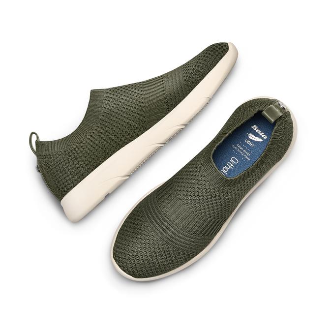 BATA LIGHT Chaussures Femme bata-light, Vert, 539-7920 - 26