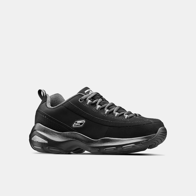Chaussures Femme skechers, Noir, 501-6128 - 13