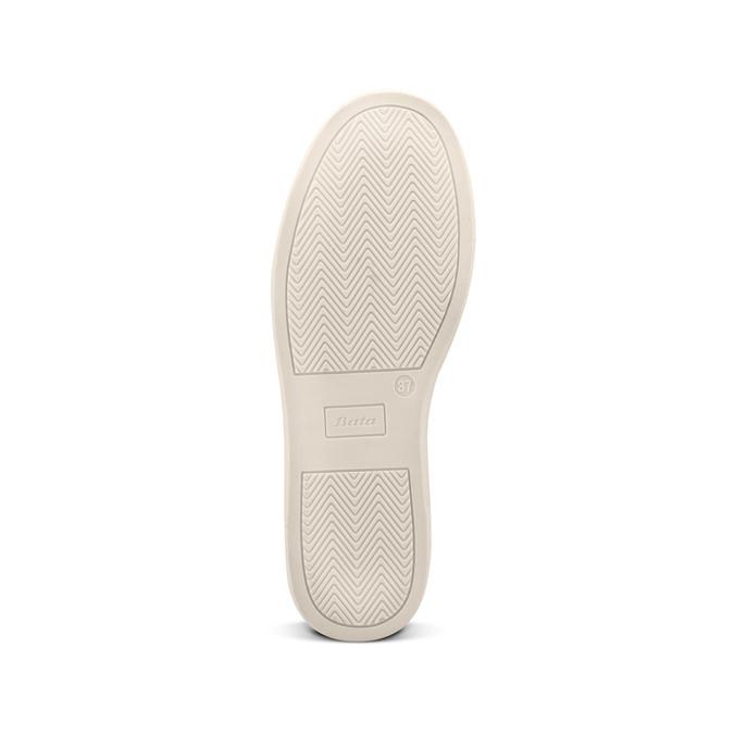 BATA Chaussures Femme bata, Blanc, 531-6460 - 19