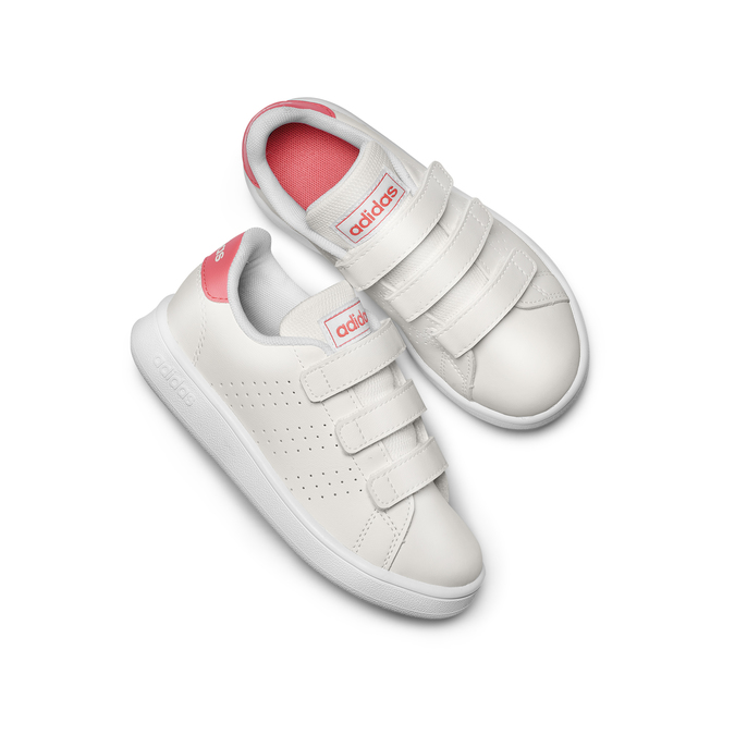Chaussures Enfant adidas, Blanc, 301-1269 - 26