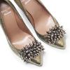 BATA M Chaussures Femme, Gris, 724-2261 - 19