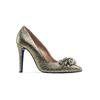 BATA M Chaussures Femme, Gris, 724-2261 - 13