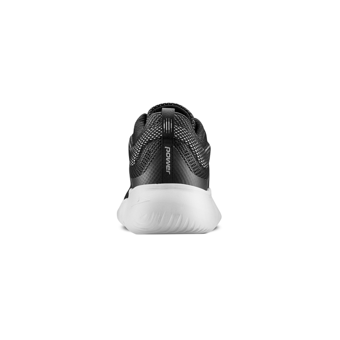 POWER  Chaussures Homme power, Noir, 809-6240 - 15