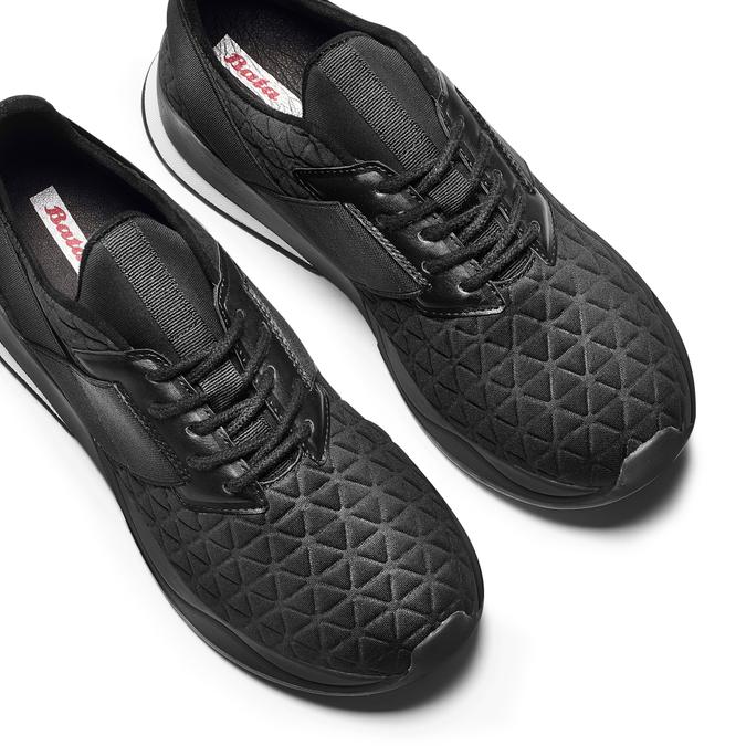 BATA Chaussures Femme bata, Noir, 549-6465 - 26