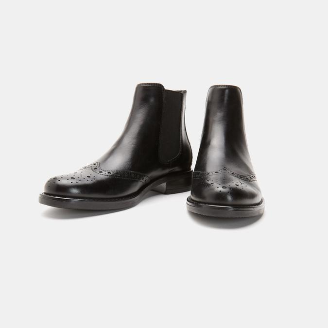 Chaussures Femme bata, Noir, 594-6392 - 16
