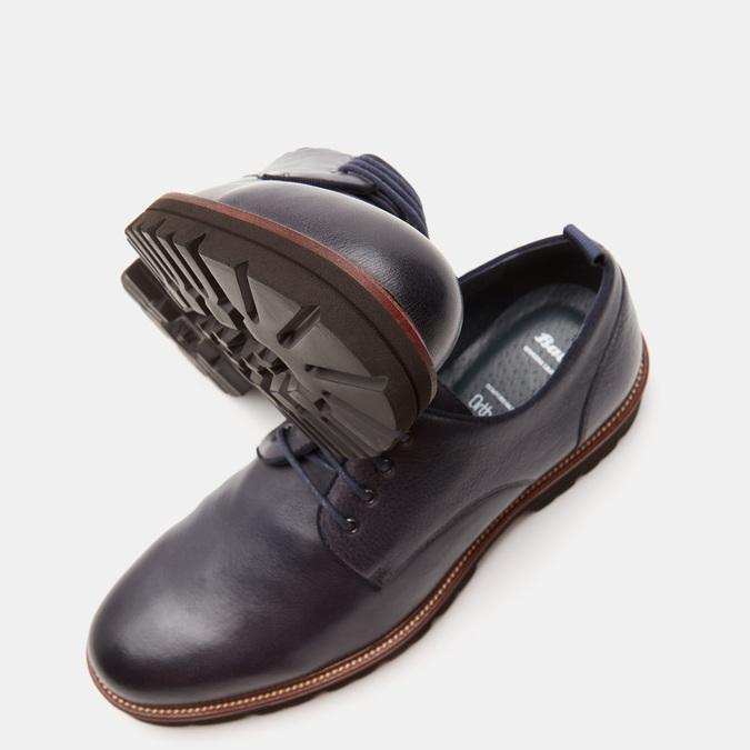 Chaussures Homme bata, Bleu, 824-9349 - 19