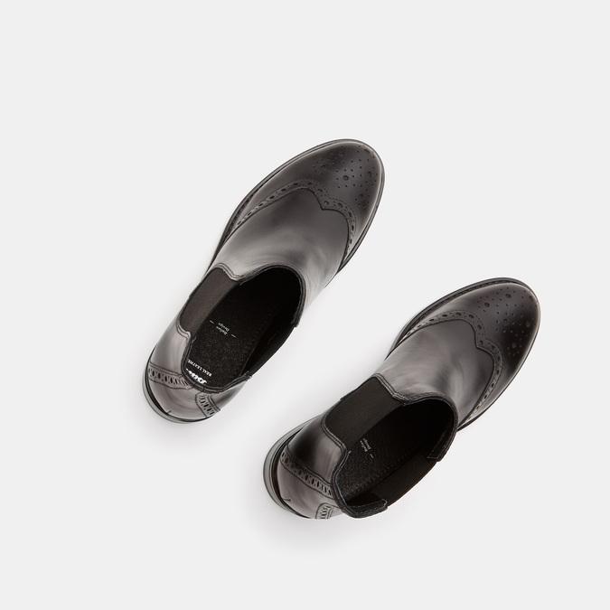 Chaussures Femme bata, Noir, 594-6392 - 15