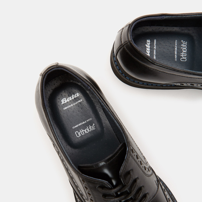 Chaussures Homme bata, Noir, 824-6345 - 15