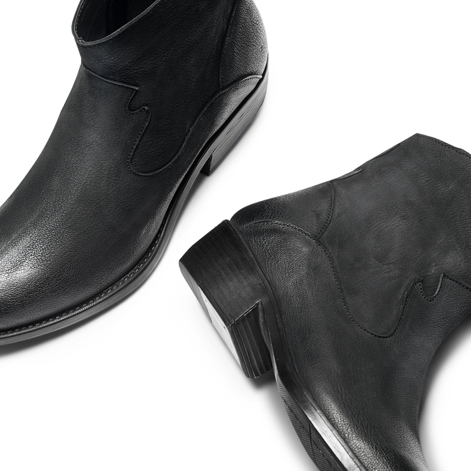 BATA Chaussures Femme bata, Noir, 596-6909 - 26