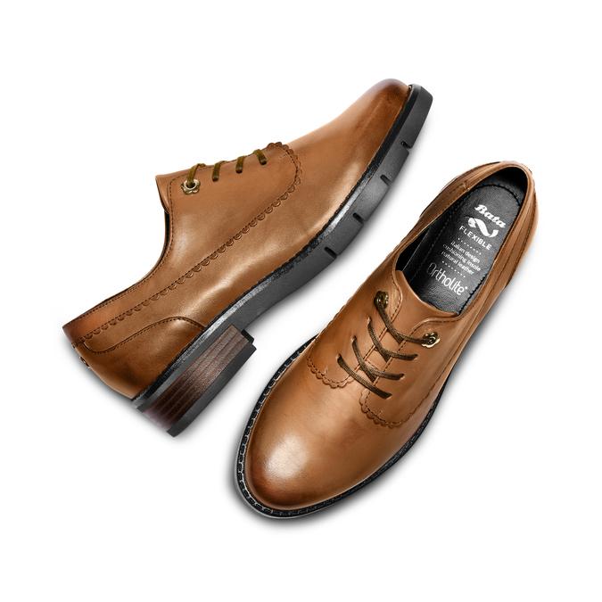 FLEXIBLE Chaussures Femme flexible, Brun, 524-3258 - 26