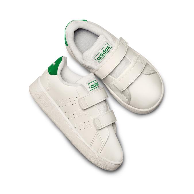 Chaussures Enfant adidas, Blanc, 101-1290 - 26