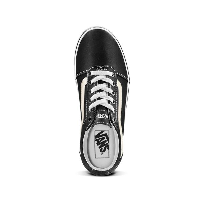 Chaussures Femme vans, Noir, 509-6132 - 17
