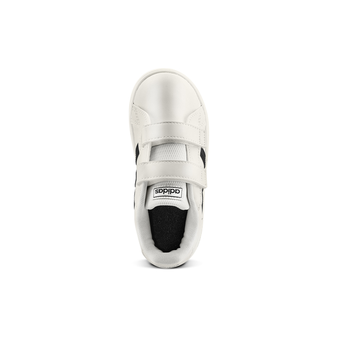 Chaussures Enfant adidas, Blanc, 101-1287 - 17