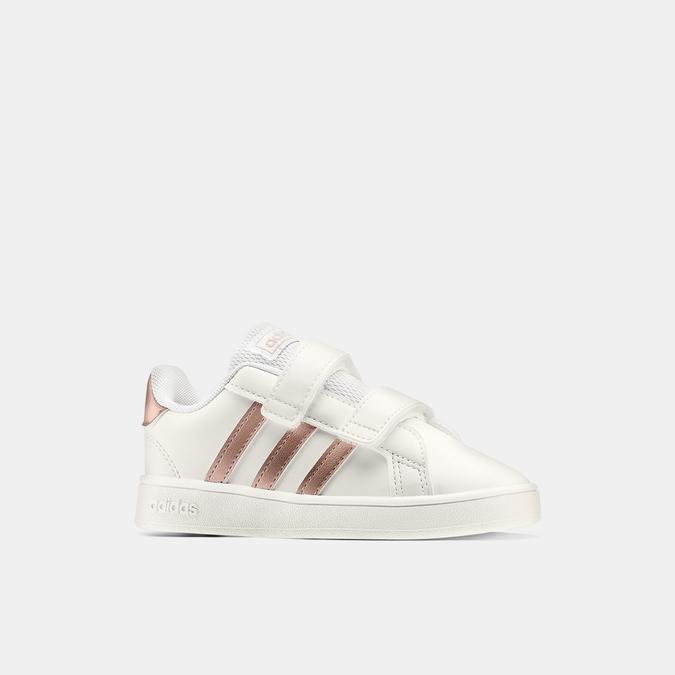 Chaussures Enfant adidas, Blanc, 101-1286 - 13