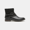 Chaussures Femme bata, Noir, 591-6159 - 13