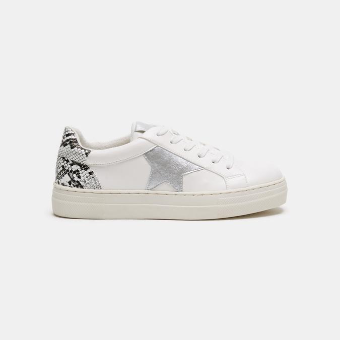 Chaussures Femme bata, Blanc, 541-1559 - 13