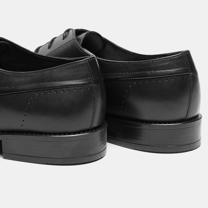 Chaussures Homme bata, Noir, 824-6495 - 17