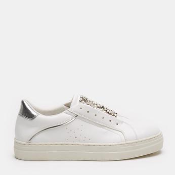 Chaussures Femme bata, Blanc, 541-1547 - 13