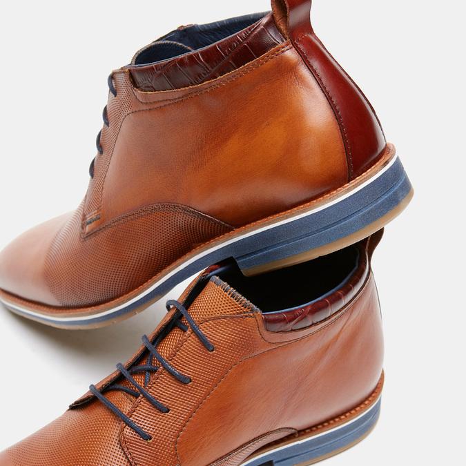 Chaussures Homme bata, Brun, 824-3100 - 17