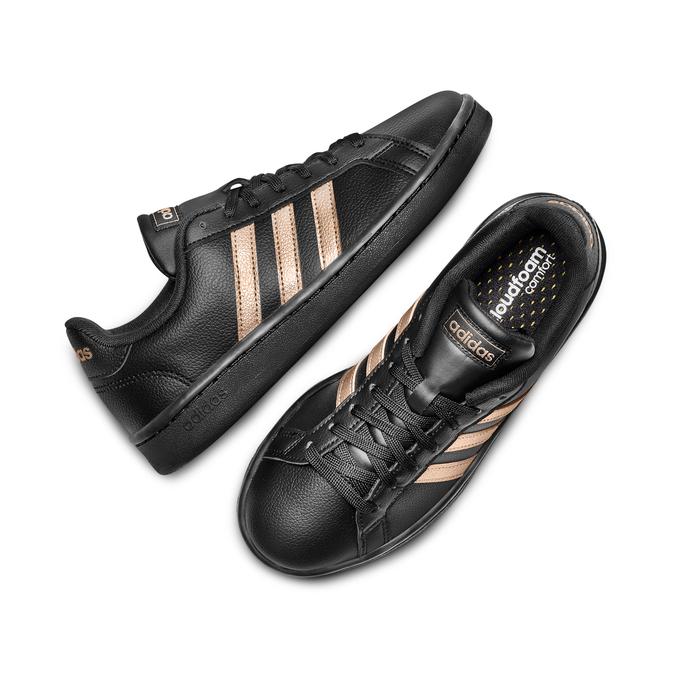 Chaussures Femme adidas, Noir, 501-6221 - 26