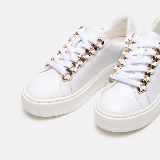 Chaussures Femme bata, Blanc, 541-1550 - 17