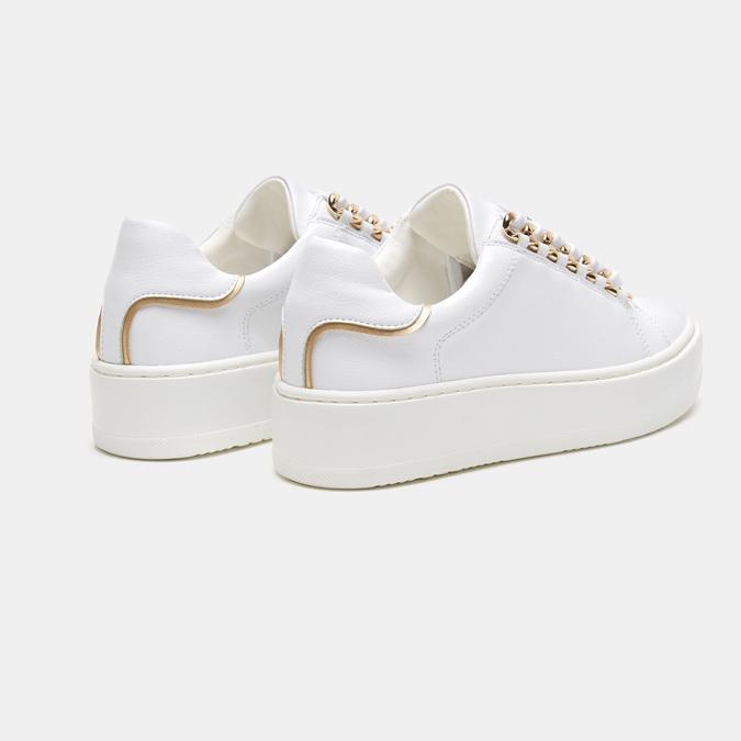 Chaussures Femme bata, Blanc, 541-1550 - 16
