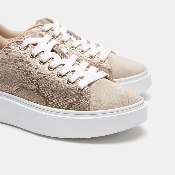 Chaussures Femme bata, Beige, 541-8554 - 15