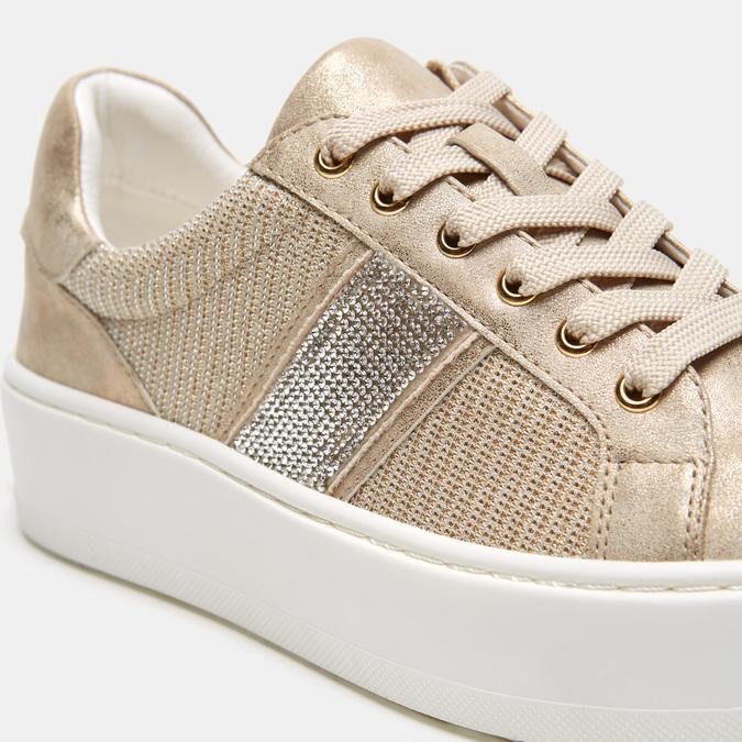Chaussures Femme bata, Or, 549-8551 - 26