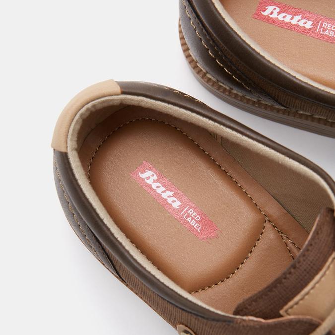 Chaussures Homme bata-rl, Brun, 821-4491 - 16