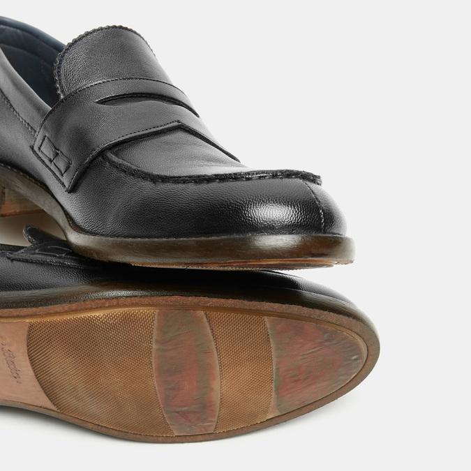 Chaussures Homme bata, Bleu, 814-9138 - 19