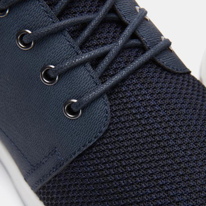 Chaussures Homme bata-rl, Bleu, 849-9824 - 26