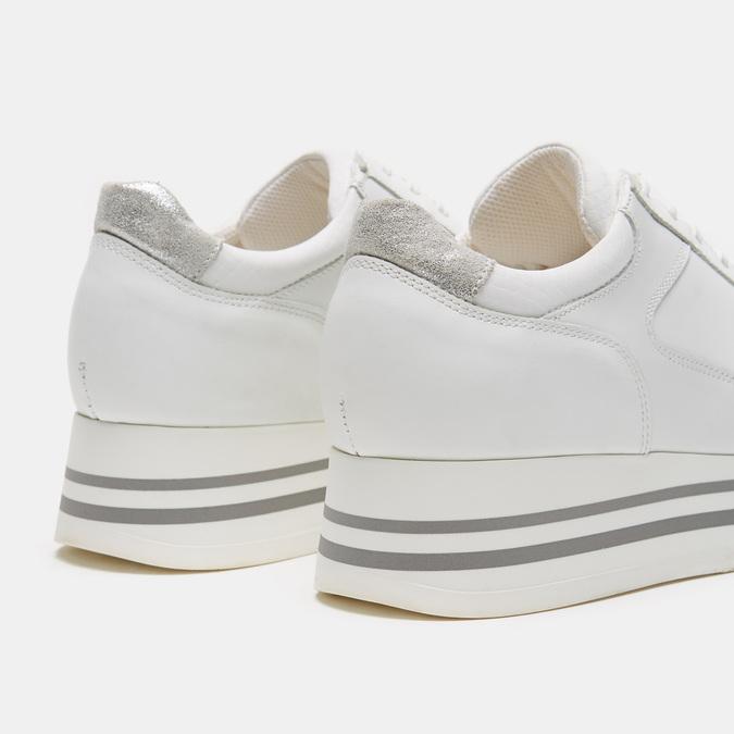 Chaussures Femme bata, Blanc, 644-1154 - 17
